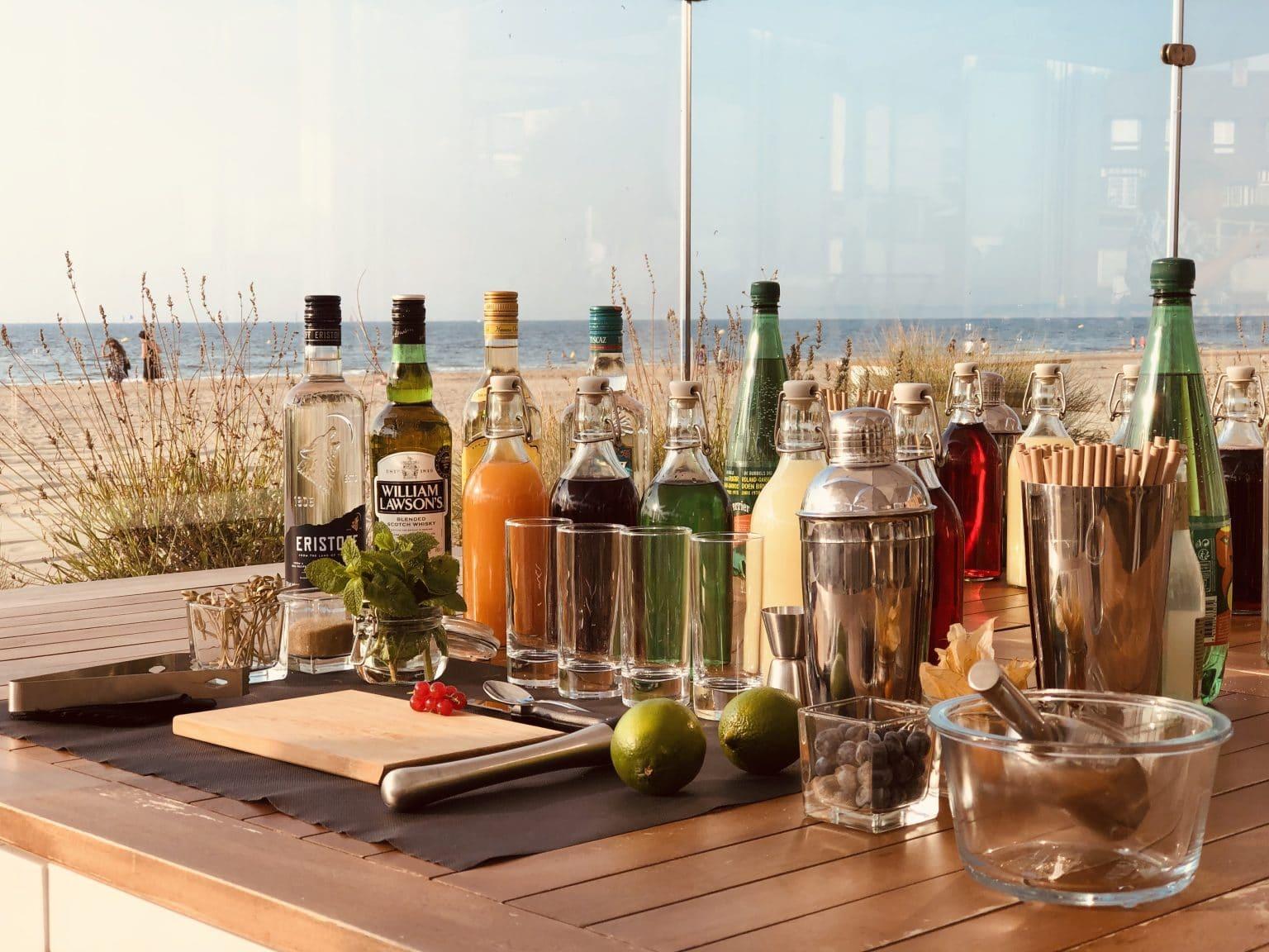 Sunset Beach Bar Instant Events