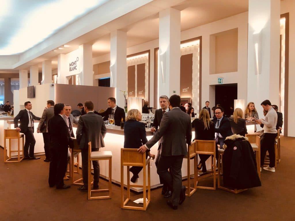 Evénements professionnels Bar Instant Events Mont Blanc
