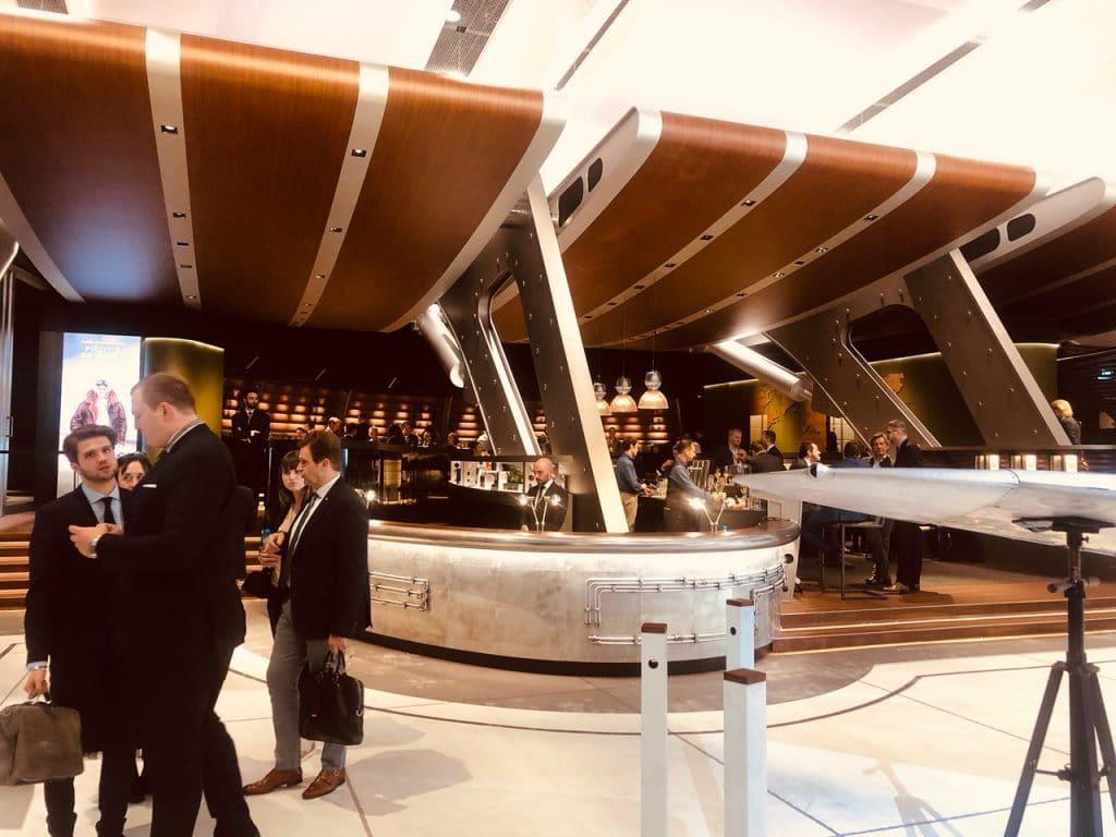 Evénements professionnels Bar Instant Events Piaget