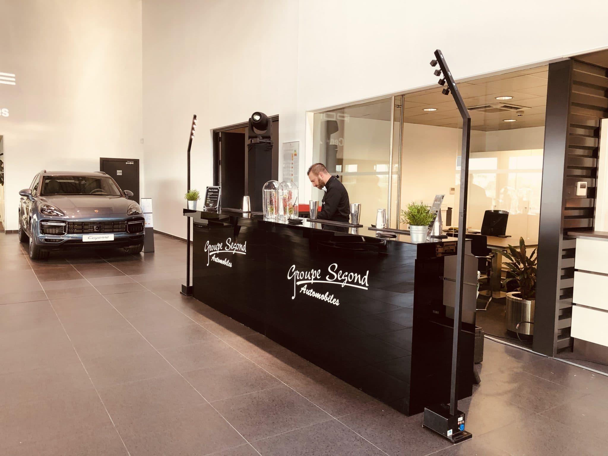 Porsche Segond Bar instant Events