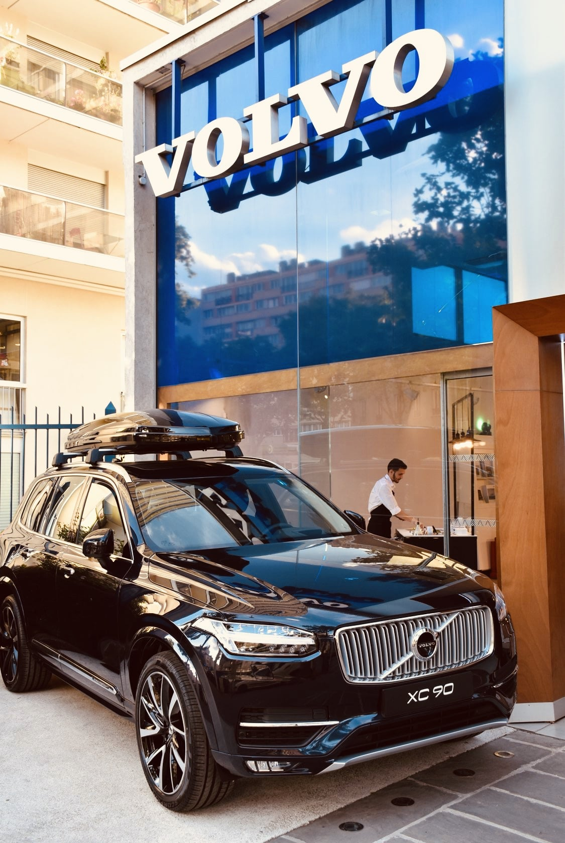 Bar Instant Events Volvo