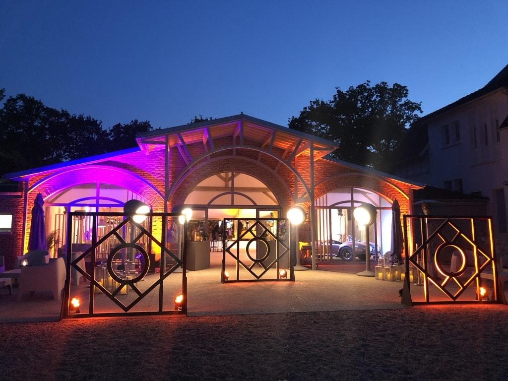 Bar Instant Events les planche Deauville
